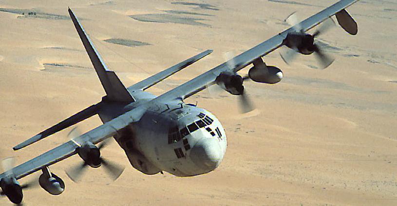 "C-130 ""Hercules"". Источник: coat.ncf.ca"