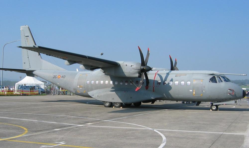 Военно-транспортный самолет C-295. Источник: military-kz.ucoz.org.