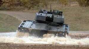 Семейство бронетехники под индексом CV-90 (Strf 90)