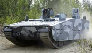 CV90 Armadillo.