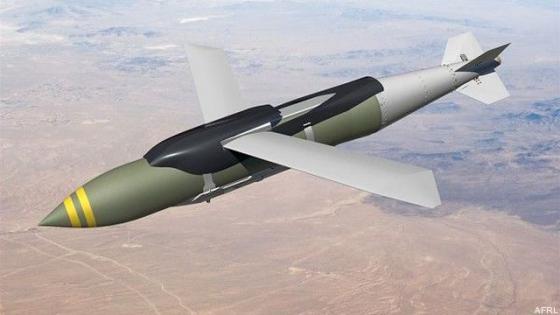 Микроволновая ракета CHAMP.