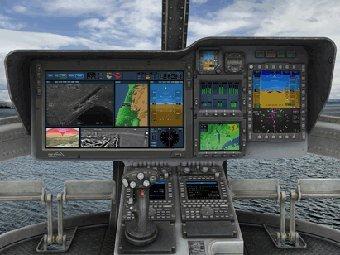 Cockpit NG. Изображение пресс-службы Elbit Systems.