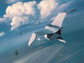 БПЛА Cormorant. Изображение с сайта militaryphotos.net.
