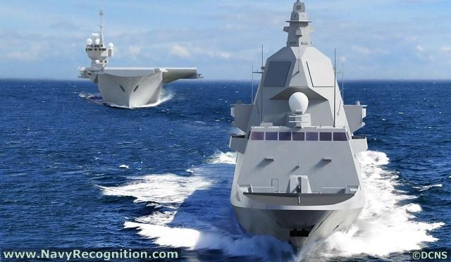 Изображение фрегата FREMM-ER (Extended Range). Источник: www.navyrecognition.com.