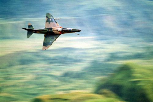 Штурмовик Douglas A/TA-4K Skyhawk ВВС Новой Зеландии. Фото: www.aviationspectator.com.