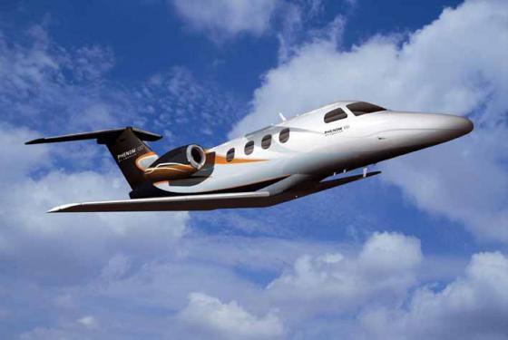 Embraer-Phenom-100