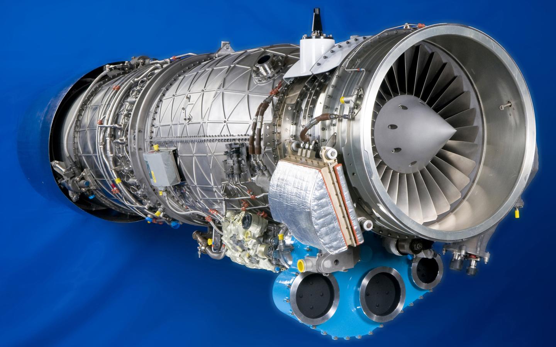 Авиадвигатель F&amp;#8209;125IN. Источник: trishul-trident.blogspot.com<br><br>.