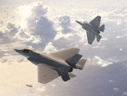 Палубный истребитель-бомбардировщик F-35C Lightning II