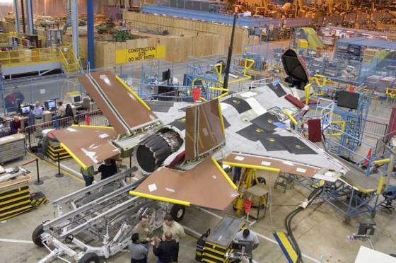 F-35_Manufacture