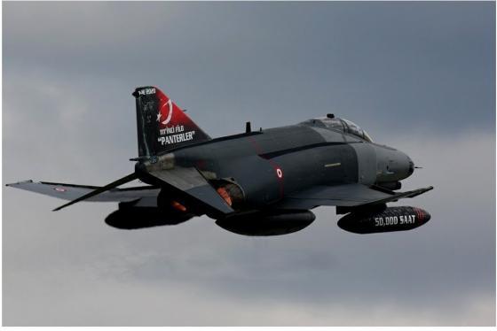 Турецкий бомбовый прорыв