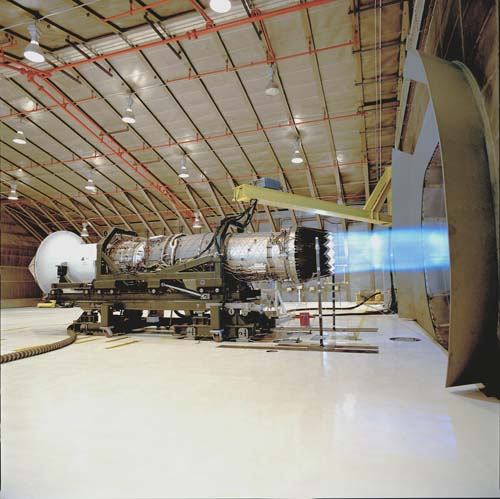 Авиадвигатель F-135 (Pratt & Whitney).