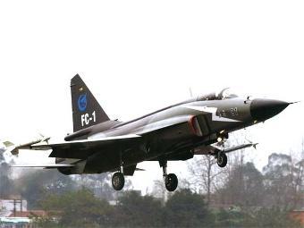 الصين تعرض مقاتلات FC-1 على كل من الارجنتين وافغانستان  FC-1