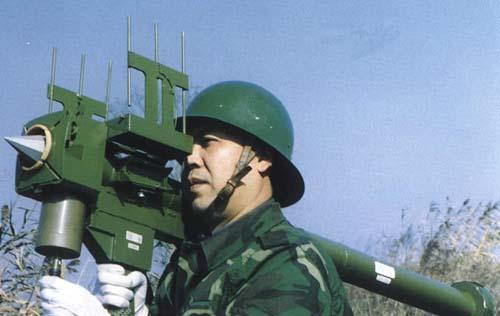 ПЗРК FN-6.
