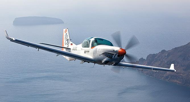 G 120tp Grob Aircraft