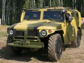 """ГАЗ-2330 """"Тигр"""". Фото с сайта coxa.ru"""