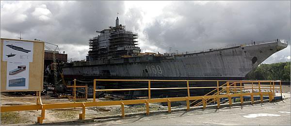 Тяжелый авианесущий крейсер