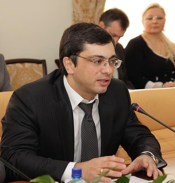 Владимир Гутенев. Источник: soyuzmash.ru