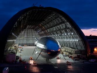 Дирижабль HALE-D. Фото: Lockheed Martin Corporation.
