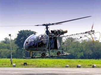 Вертолет Cheetah корпорации HAL.