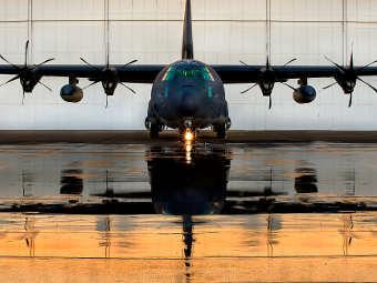 HC-130J Super Hercules. Фото пресс-службы Lockheed Martin