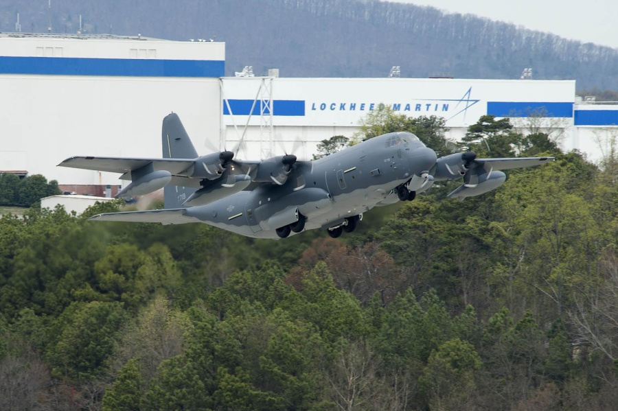 HC-130J Combat King II. Источник: www.lockheedmartin.com