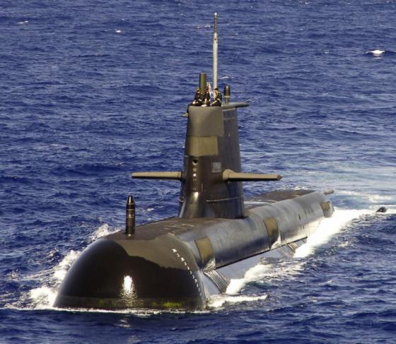 HMAS_Rankin_2007_Collins
