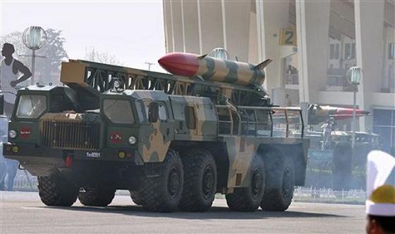 Hatf-2_Abdali_Short-Range_Ballistic_Missile