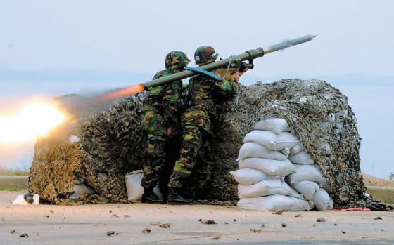 Переносной зенитный ракетный комплекс «Игла»