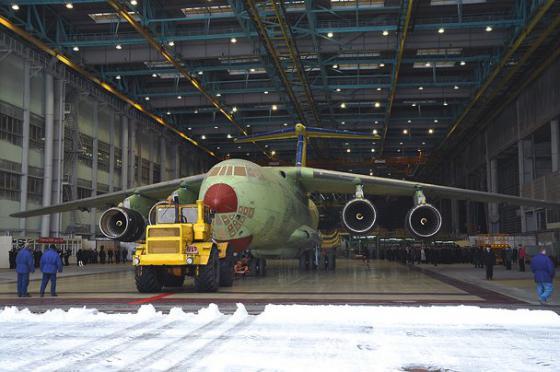 Il-76MD90-A