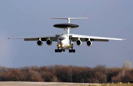 ДРЛО на базе Ил-76.