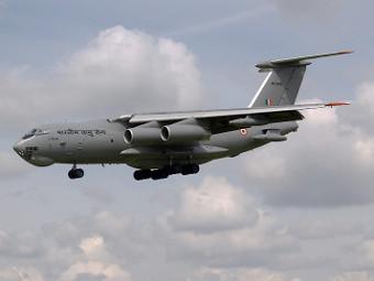 Ил-78МКИ. Фото с сайта cavok-aviation-photos.net.