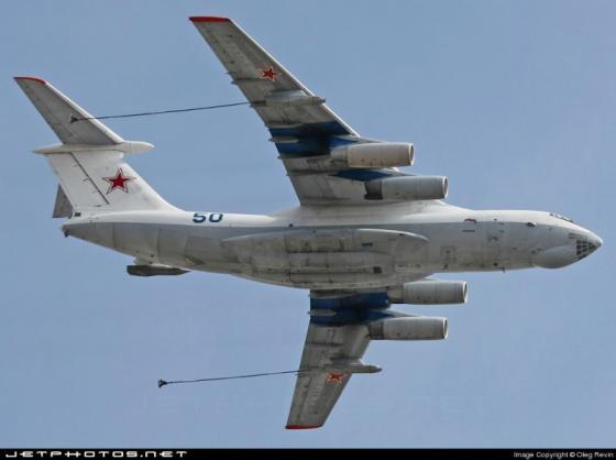 Il-78_tanker