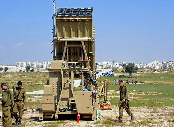 Израильский комплекс ПВО/ПРО «Айрон Дом». Фото: dalje.com.