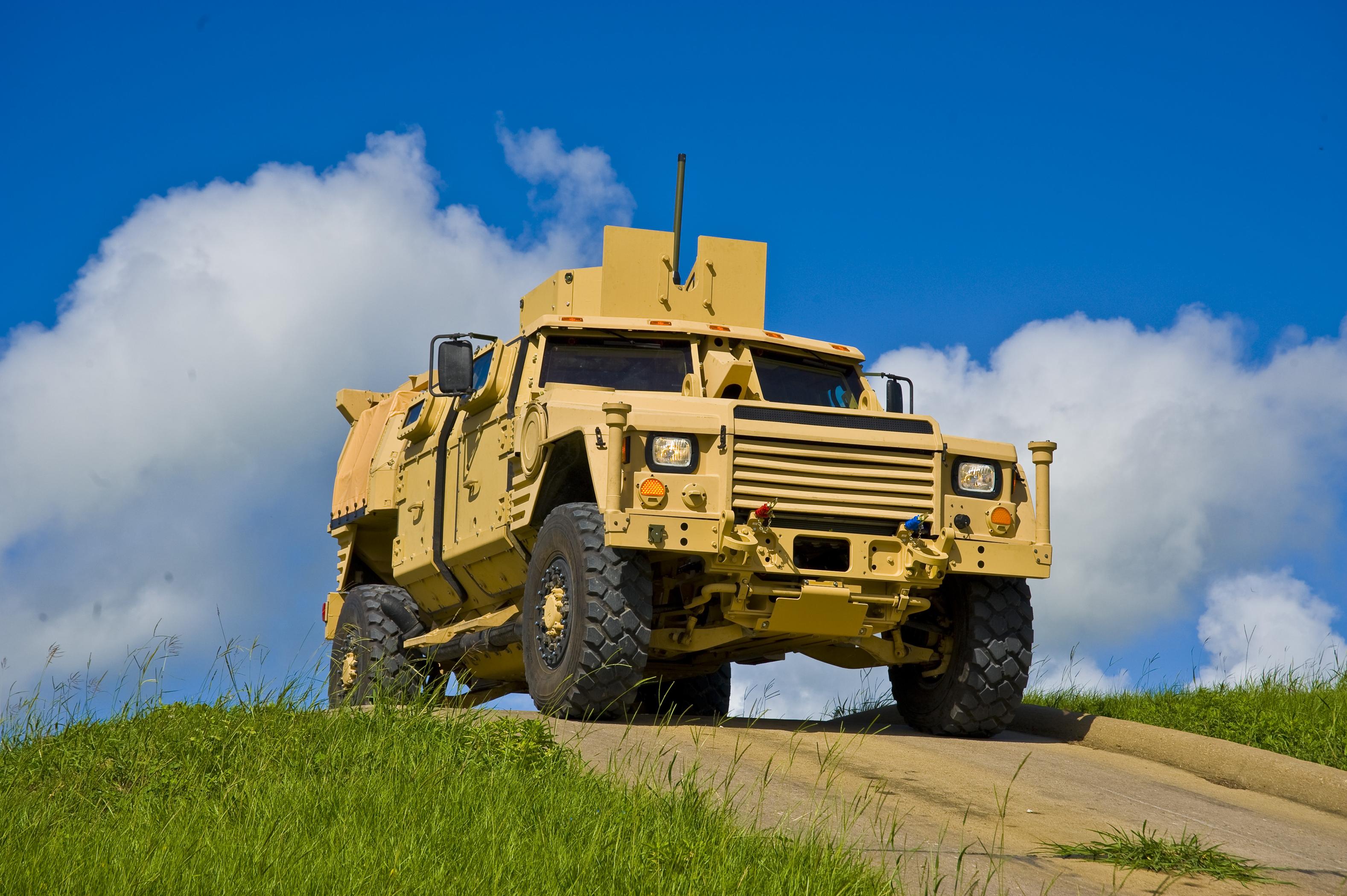 JLTV корпорации Lockheed Martin. Источник: www.lockheedmartin.com