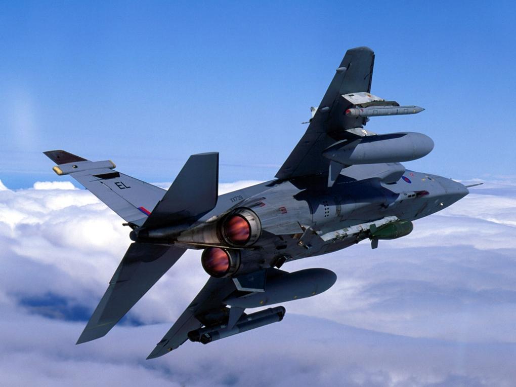 Многоцелевой истребитель Jaguar. Фото: www.oruzie.su.