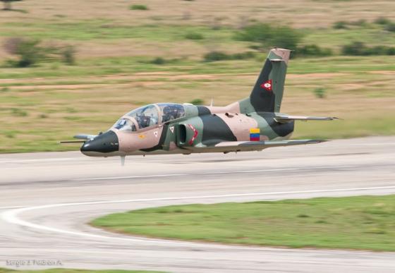 K-8W_airforse_of_Venezuela