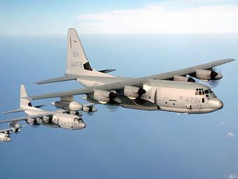 KC-130J. Фото с сайта lockheedmartin.com.