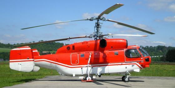 Вертолет Ка-32А11ВС.