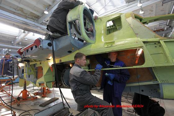 Ka-52_assembling