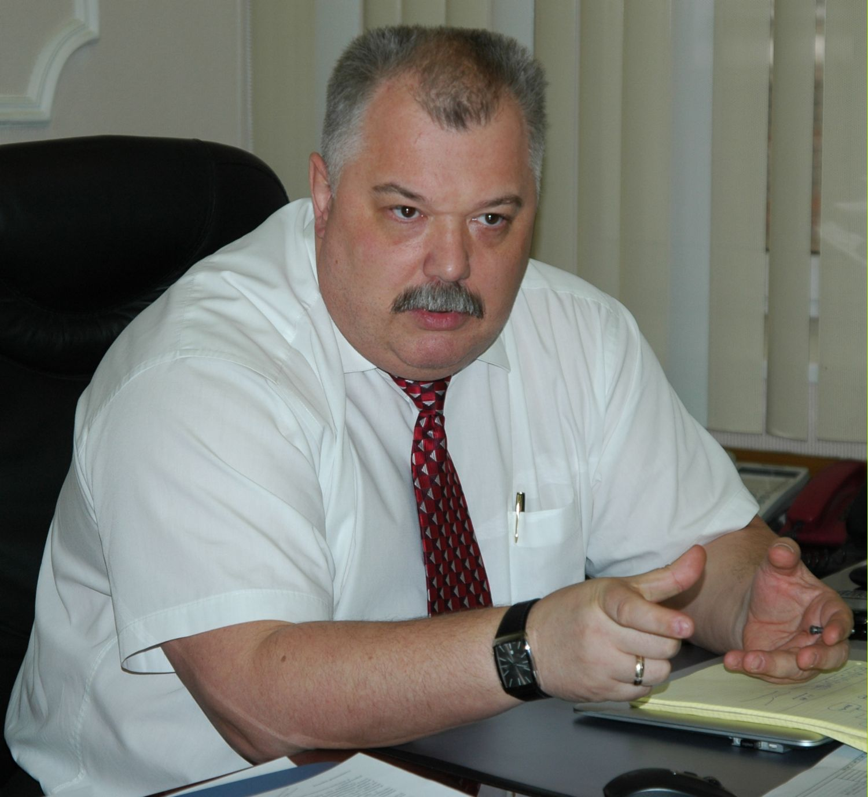 И.о. генерального директора  НПО «Ижмаш»  Косов Александр Александрович. Фото: ОАО Ижмаш.