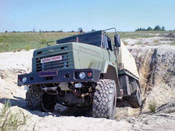 KraZ-5233BE