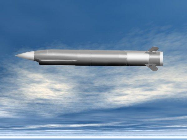 Предполагаемый облик сверхзвуковой дальнобойной ПКР LRASM В.