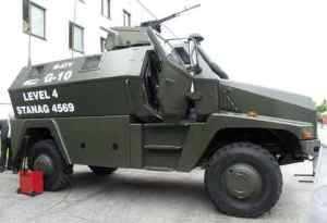 Польская М-ATV G10 на базе U5000.