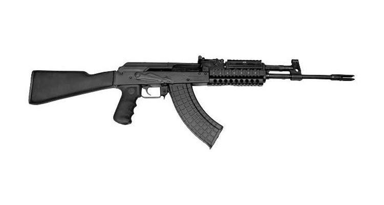 M10-762, копия автомата Калашникова.
