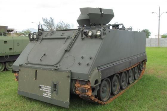 M113A2 Mk1