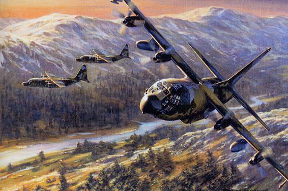 MC-130J. Источник: www.combatreform.org .