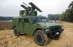 Универсальная боевая машина MBDA (MPCV).