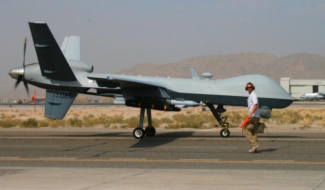 БЛА MQ-9 Reaper. Источник: gizmodo.com.