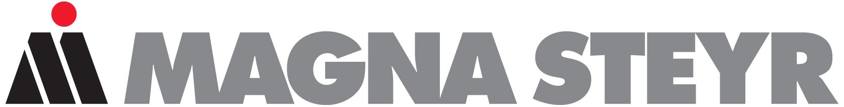 Логотип Австрийского производителя автомобилей Magnasteyr.