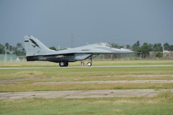 Malaisian_MiG-29